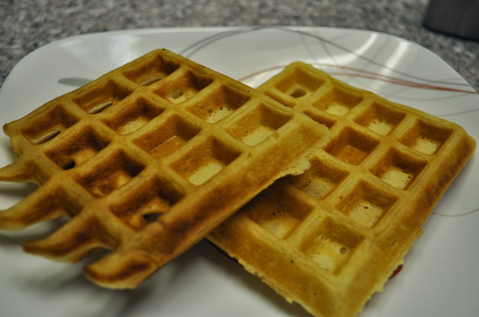 Beth's Favorite Recipes: Waffles of Insane Greatness