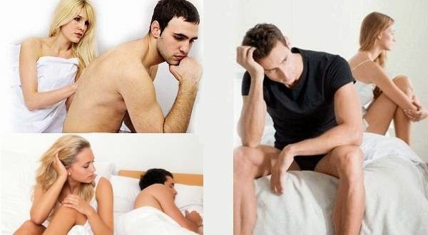 What causes loss of sex drive