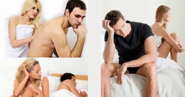 Male loss of sex drive