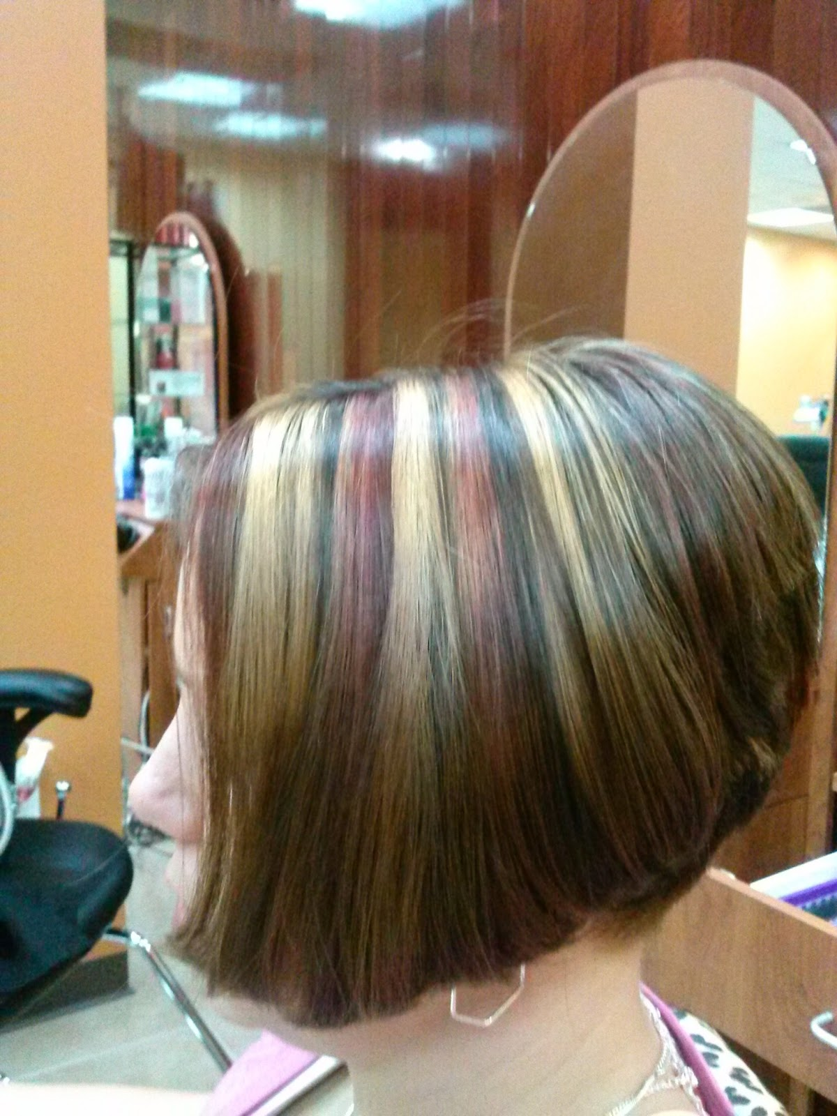 Sunflower Beauty Salon Hair Cut Style And Color In Your Friendly