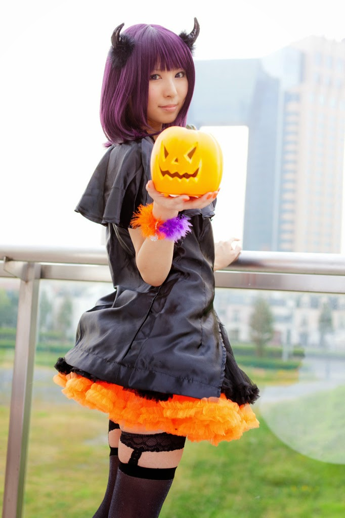 Top Halloween Cosplay Girls