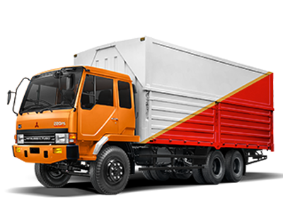 Fuso Wing Box Jambi