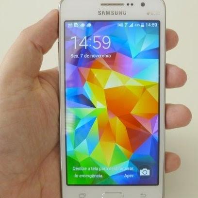 Galaxy Gran Prime é smartphone voltado para selfies