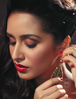 Sensuous Shraddha Kapoor Real HD Pictureshoot for Marie Claire Beauty India Magazine June 2012 Image 03.jpg