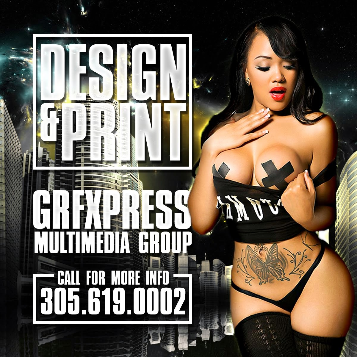 GRFXPRESS MULTIMEDIA GROUP