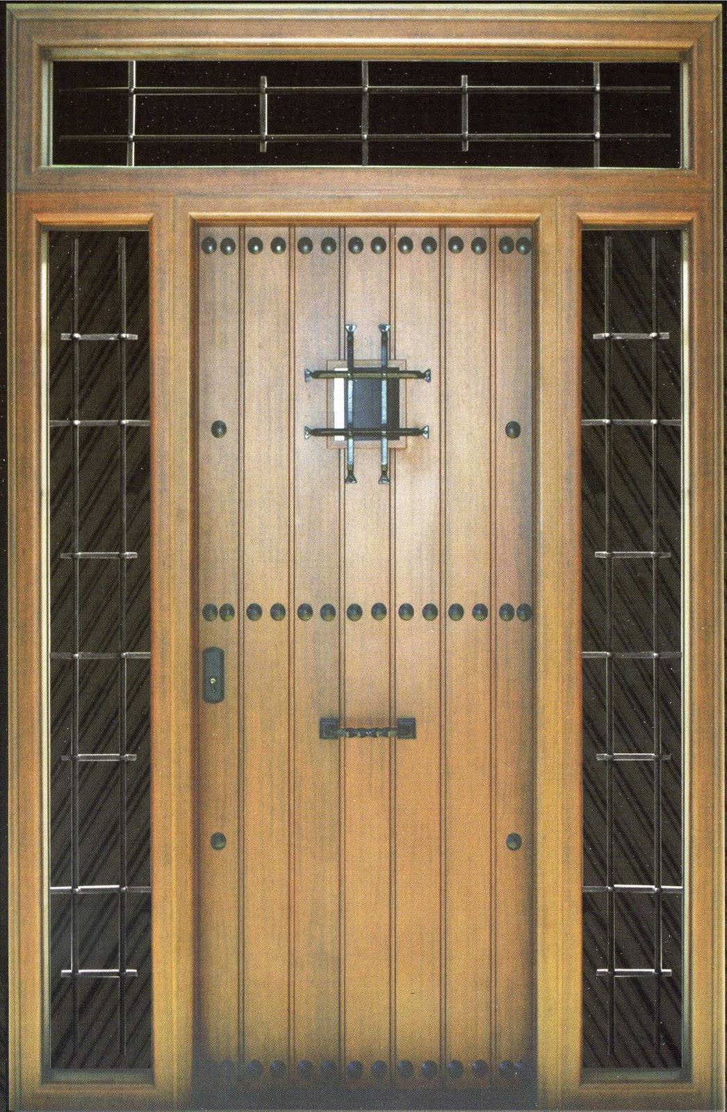 Aluminio y pvc en aranjuez y alrededores alumifrank for Puertas madera entrada principal