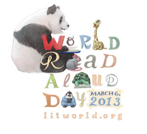 Participate in World Read Aloud Day