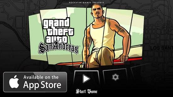 GTA San Andreas per iOS è arrivato!!!