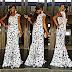 Checkout This Trendy Ankara Print Dress For Wedding