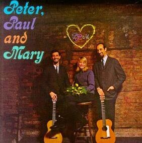 Peter, Paul & Mary – 500 Miles
