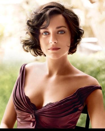 Top celebrities zone: Oscar award winner Marion Cotillard ...  Marion Cotillard