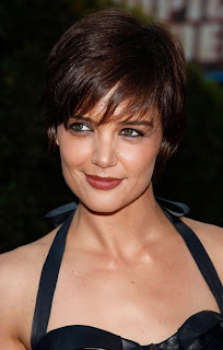 Celebrity Katie Holmes Hairstyle Trends for Girls