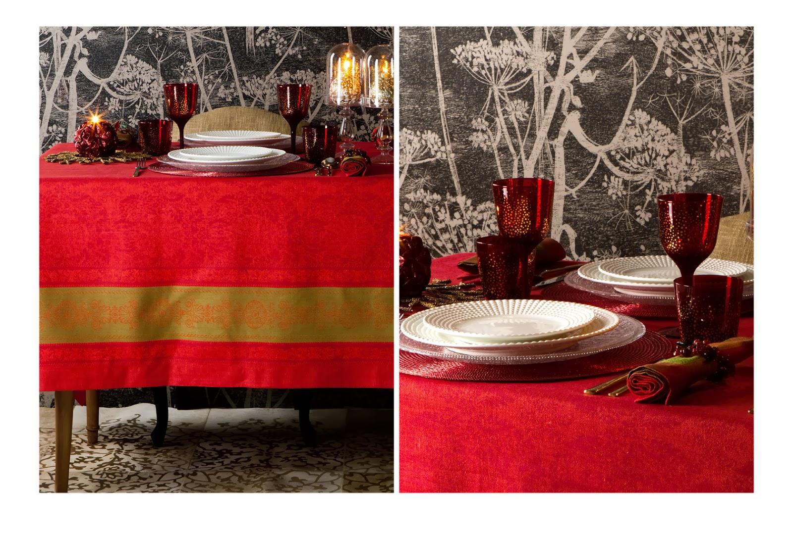 Home lifestyle especial de navidad zara home for Decoracion de mesa navidena