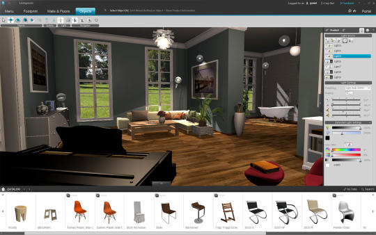 Villa Bedroom Picture By Interior Design Software 3D House, Free 3D