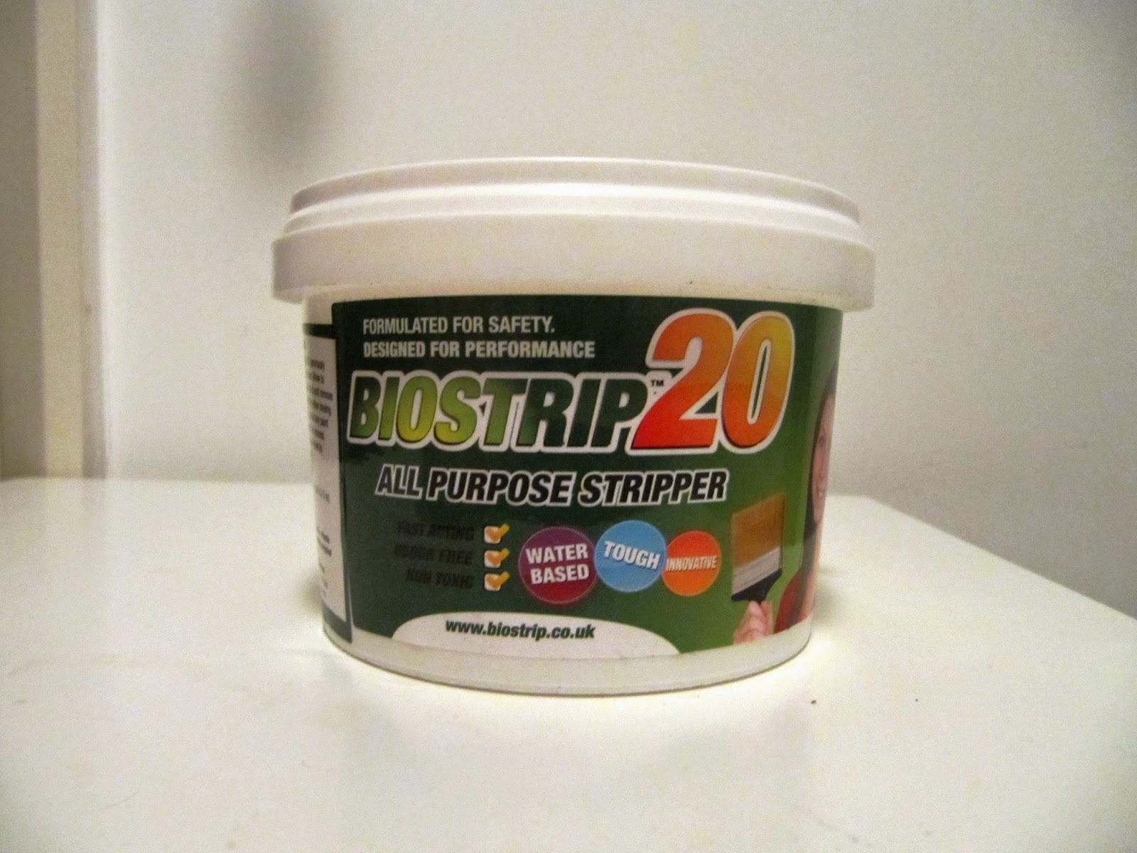 Model Paint Remover Product Review: Biostrip 20 Paint Stripper | Talk Wargaming - Original  Wargaming Stories