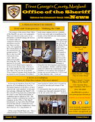 Sheriff's Newsletter- Summer 2018