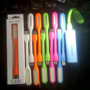 Lampu USB Led Warna-Warni Fleksibel