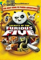 Kung Fu Gấu Trúc Mới: Bí Mật Ngũ Hình Quyền