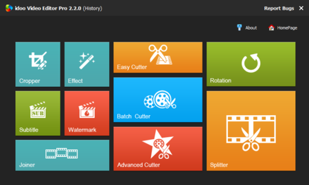 Download idoo Video Editor Pro 2.5.0 Including Key