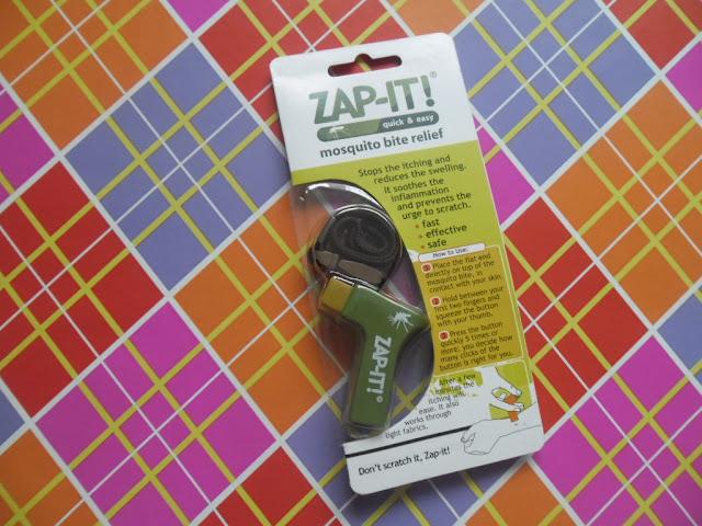 ZAP-IT komar mi nie straszny