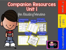 https://www.teacherspayteachers.com/Product/Reading-Wonders-Unit-1-The-Complete-Set-of-Mega-Pack-Units-for-Grade-3-1250793