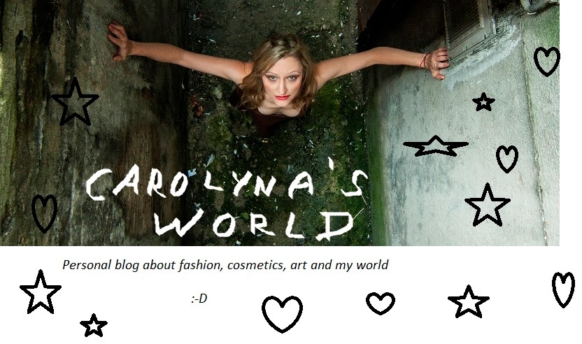 Carolyna's world
