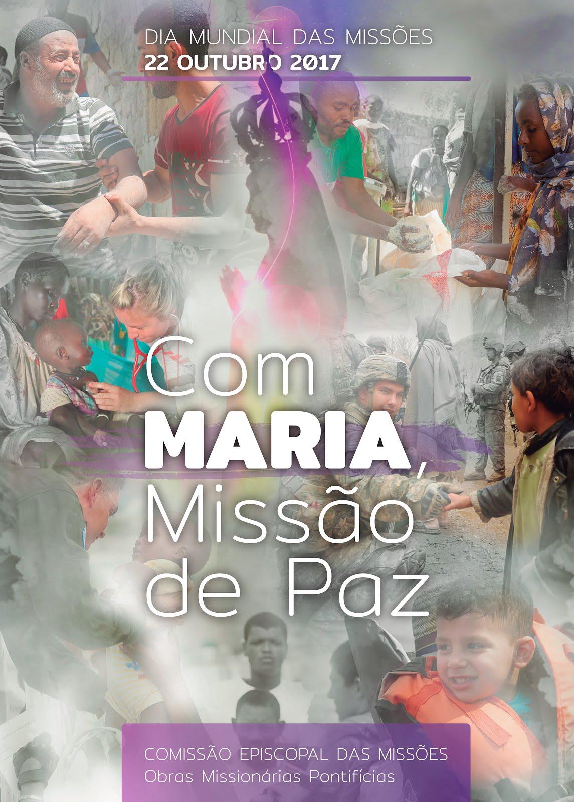 Outubro Missionário 2017