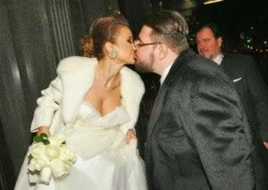 Мария и Гущеров се венчали в храма, въпреки изричната забрана на патриарха