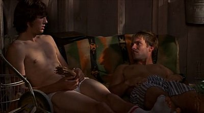 Ashton Kutcher in Tighty Whities and Seann William Scott in Boxers