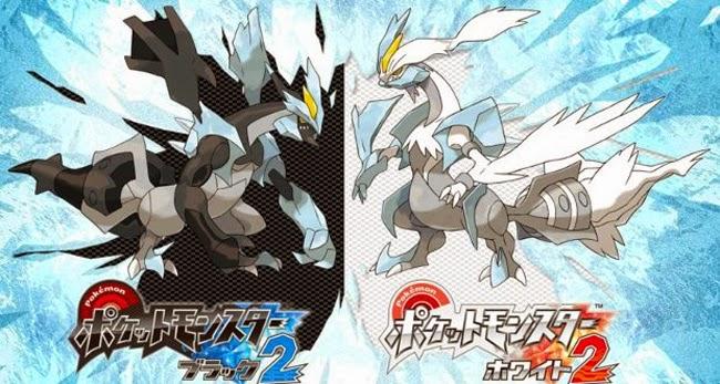 Pokemon Blanco y Negro 2 (MEGA) (Español) (Nintendo DS)