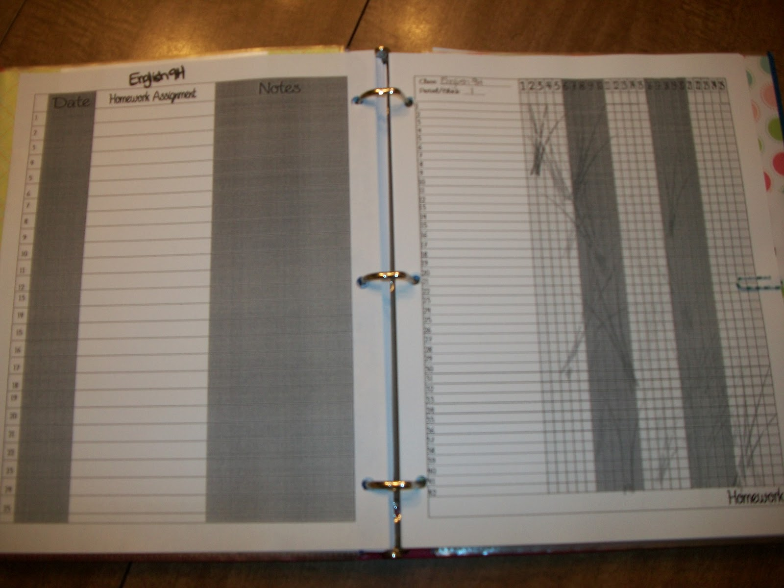 microsoft excel gradebook template .