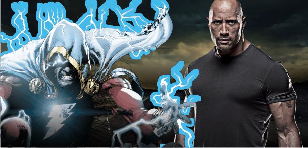 Dwayne Johnson pode ser Shazam em próximo projeto da Warner & DC