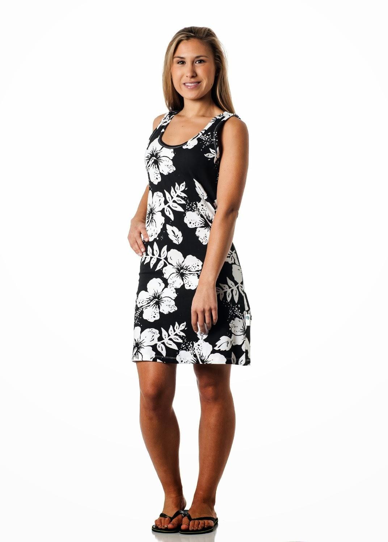 Originales y sencillos vestidos de verano