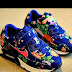 LOVELY: Davido buys customized 2015 floral sneakers for his daughter (PHOTOS)