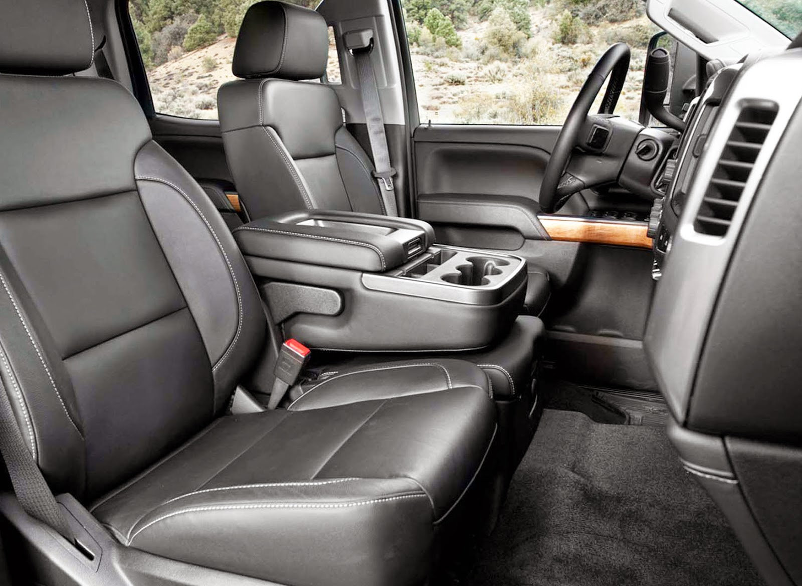 Chevy Silverado Seat Covers IMAGE