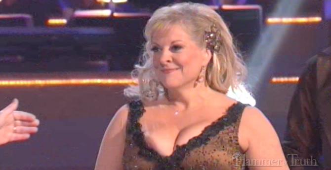 big boobs lampanelli Lisa