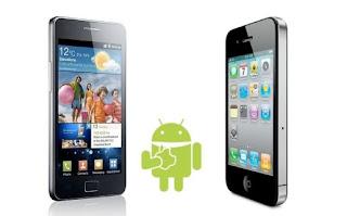 android, apple vs samsung, keuntungan android,hasil putusan pengadilan,android beruntung