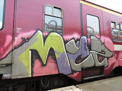 MCZ graffiti