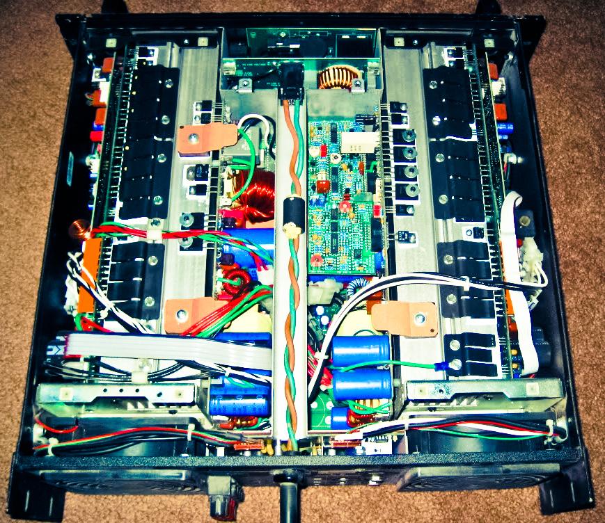 1000w Power Amplifier Gambar Skema Rangkaian Elektronika