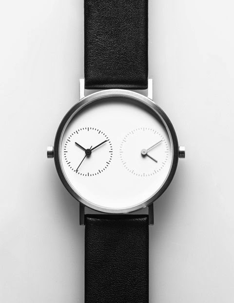 Kitmen Keung's Long Distance Watch (Silver Edition)