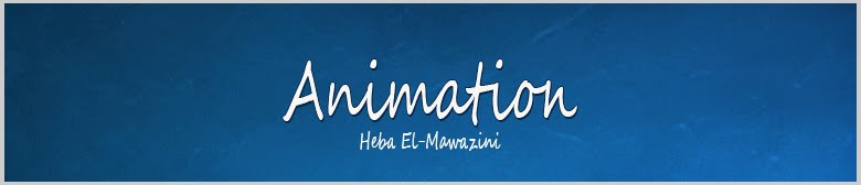 Heba El Mawazini 's Animation Blog