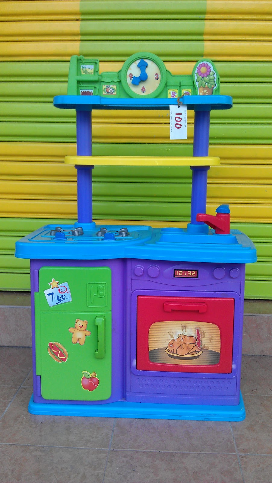 QisAurora Recycle House: Peralatan Bayi dan Permainan Kanak2