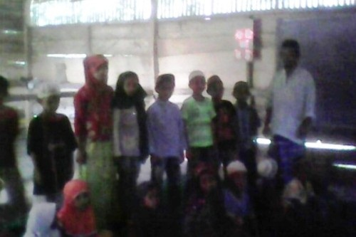 Madrasah Diniyah (TPA) Lingkungan 9 Kotabumi Udik Lampung Utara