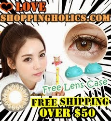 ♥ LoveShoppingholics ♥ Circle Lens ♥