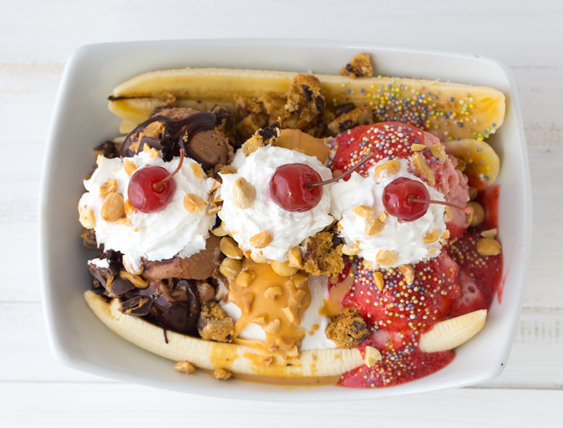 national banana split day august 25th national banana split day ...