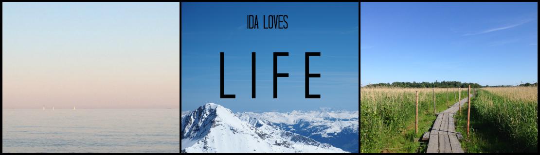 ida loves LIFE