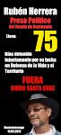 Rubén Herrera, Preso Político por la Defensa de la Vida y el Territorio