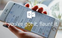 Iniciar sesion Outlook con nueva app en i OS