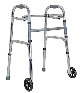 A large range of Steel Walkers