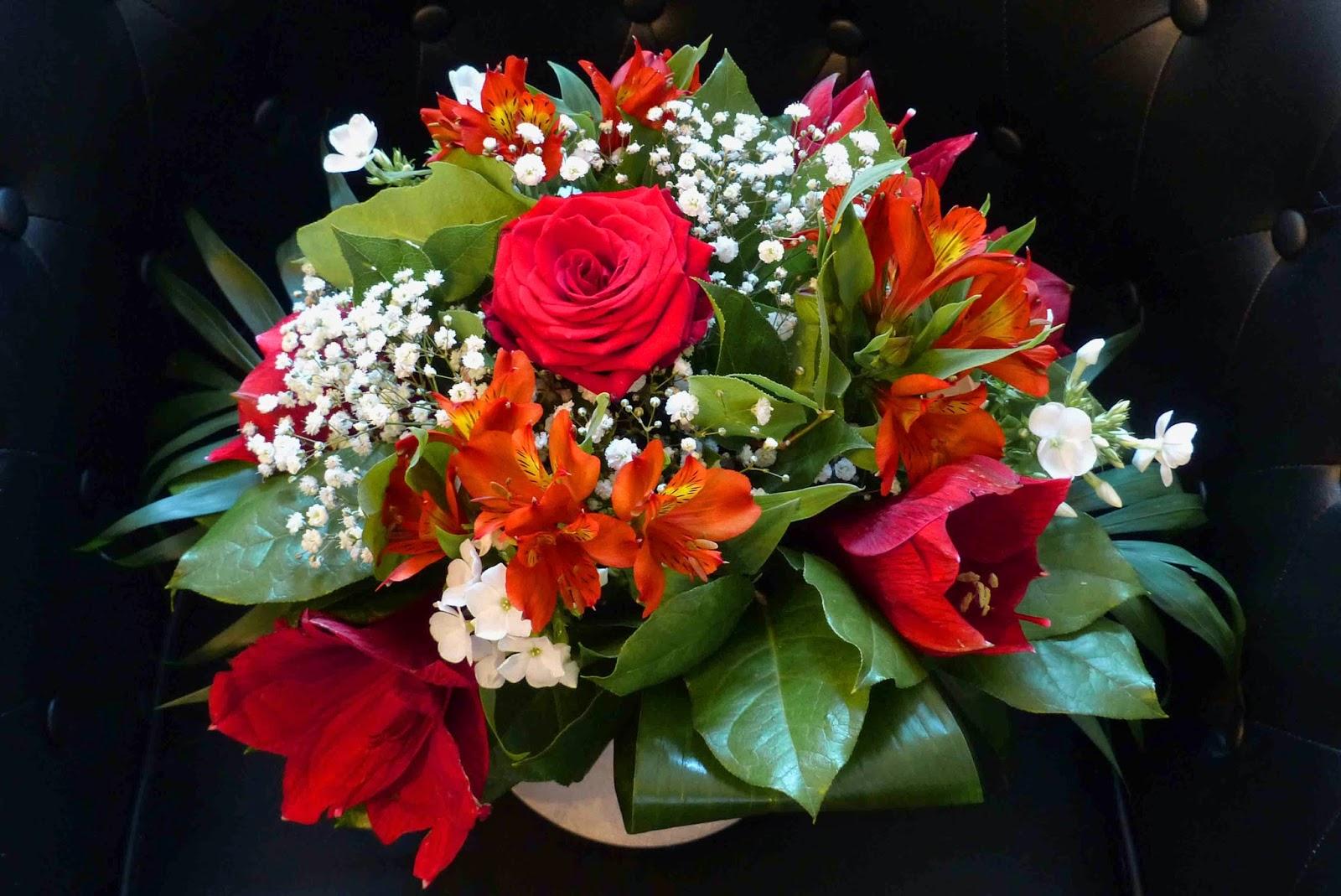 Ephémères : Juste quelques fleurs...